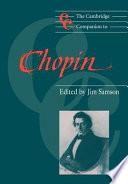 The Cambridge Companion to Chopin