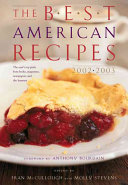 The Best American Recipes 2002 2003 Book