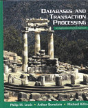 Databases and Transaction Processing Book