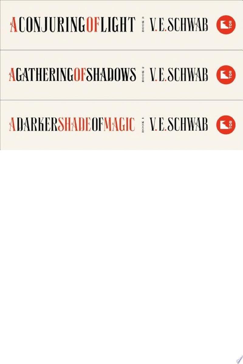 The Shades of Magic Series image