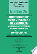 Corrosion of Reinforcement in Concrete  EFC 25