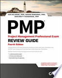 PMP Project Management Professional Exam Review Guide Book