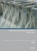 Labyrinth and Piano Key Weirs Pdf/ePub eBook