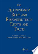 Accountants  Roles and Responsibilities in Estates and Trusts
