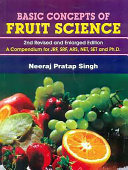 Basic Concepts of Fruit Science