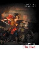 The Iliad  Collins Classics  Book