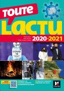 Toute l'actu 2020 - Sujets et chiffres clefs de l'actualité - 2021 mois par mois Pdf/ePub eBook