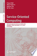 Service Oriented Computing Book