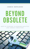 Beyond Obsolete Book