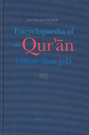 Encyclopaedia of the Qur'ān: J-O