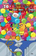 Adventure Time #20