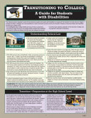 Transitioning to College  A Guide for Students with Disabilities  2nd Edition