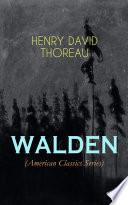 WALDEN  American Classics Series