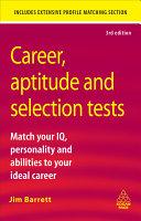 Career Aptitude and Selection Tests