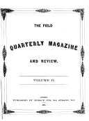 The Field Quarterly Magazine and Review