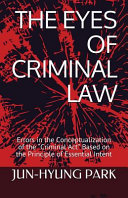 The Eyes of Criminal Law