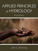 Applied Principles of Hydrology