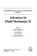 Advances in Fluid Mechanics II