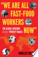 We are All Fast food Workers Now