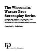 The Wisconsin Warner Bros screenplay series