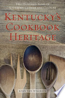 Kentucky S Cookbook Heritage