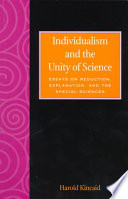 Individualism and the Unity of Science