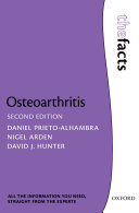 Osteoarthritis  The Facts