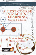 A First Course in Machine Learning, Second Edition