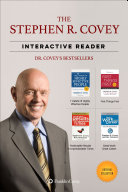 The Stephen R. Covey Interactive Reader - 4 Books in 1 Pdf/ePub eBook