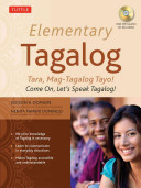 Elementary Tagalog by Jiedson R. Domigpe