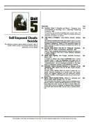 Dying  death  and bereavement  1993 94