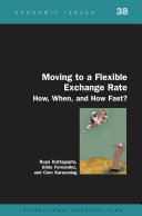 Moving to a Flexible Exchange Rate