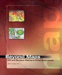 Beyond Maps
