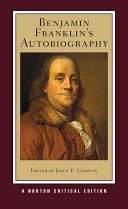 Benjamin Franklin s Autobiography Book PDF