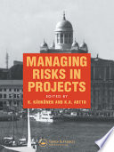 Managing Risks in Projects Book