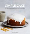 Simple Cake Pdf/ePub eBook