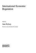 International Economic Regulation