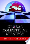 Global Competitive Strategy PDF