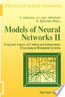 Models of Neural Networks