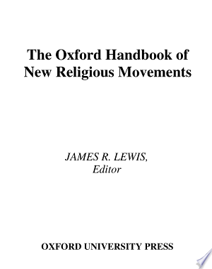 Free Download The Oxford Handbook of New Religious Movements PDF - Writers Club