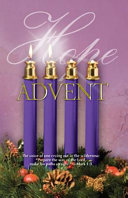 Purple Advent Sunday 2 Bulletin Regular 2008 Package Of 50