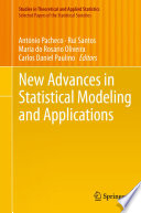 New Advances in Statistical Modeling and Applications