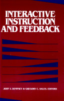 Pdf Interactive Instruction and Feedback Telecharger