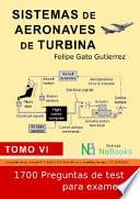 Sistemas de Aeronaves de Turbina  : Tomo VI