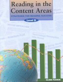 Reading in the Content Areas Book