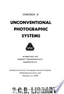 Unconventional Photographic Systems