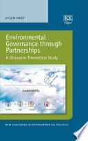 Environmental Governance through Partnerships