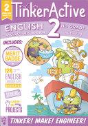 TinkerActive Workbooks  2nd Grade English