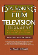 Dealmaking in the Film   Television Industry