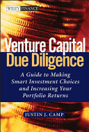 Venture Capital Due Diligence